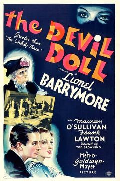 Best Horror Movies of 1936 : The Devil-Doll