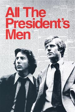 Best Mystery Movies of 1976 : All the President's Men