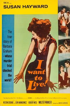 Best Crime Movies of 1958 : I Want to Live!