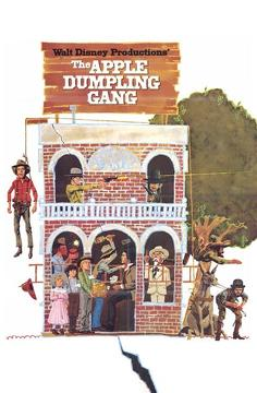 Best Family Movies of 1975 : The Apple Dumpling Gang