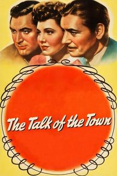 Best Thriller Movies of 1942 : The Talk of the Town