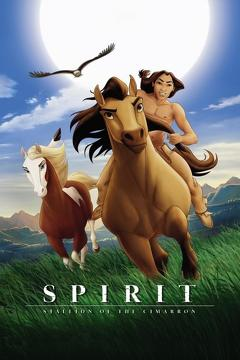 Best Adventure Movies of 2002 : Spirit: Stallion of the Cimarron