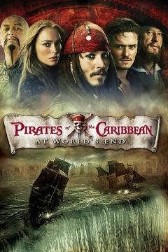 Best Fantasy Movies of 2007 : Pirates of the Caribbean: At World's End