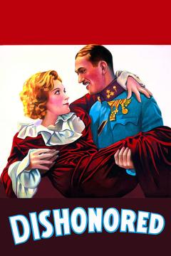 Best War Movies of 1931 : Dishonored