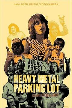 Best Documentary Movies of 1986 : Heavy Metal Parking Lot