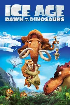 Best Animation Movies of 2009 : Ice Age: Dawn of the Dinosaurs