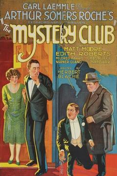 Best Mystery Movies of 1926 : The Mystery Club