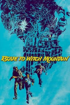 Best Science Fiction Movies of 1975 : Escape to Witch Mountain