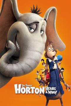 Best Adventure Movies of 2008 : Horton Hears a Who!