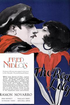Best Drama Movies of 1924 : The Red Lily