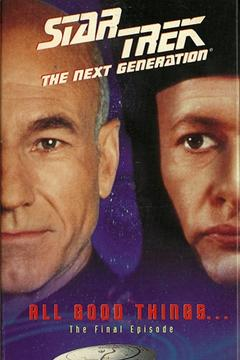 Best Science Fiction Movies of 1994 : Star Trek: The Next Generation - All Good Things