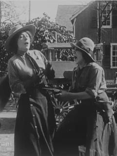 Best Western Movies of 1912 : A Girl of the West