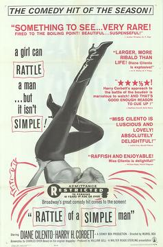 Best Comedy Movies of 1964 : Rattle of a Simple Man