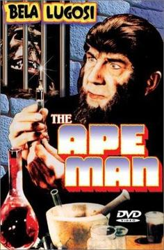 Best Science Fiction Movies of 1943 : The Ape Man