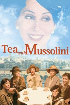 Best War Movies of 1999 : Tea with Mussolini