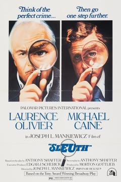 Best Crime Movies of 1972 : Sleuth