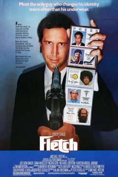 Best Crime Movies of 1985 : Fletch