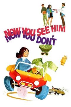 Best Family Movies of 1972 : Now You See Him, Now You Don't