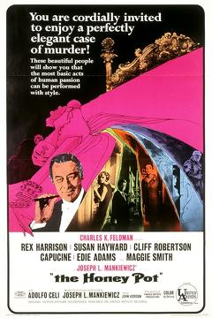 Best Thriller Movies of 1967 : The Honey Pot