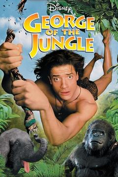 Best Family Movies of 1997 : George of the Jungle