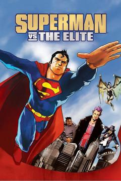 Best Animation Movies of 2012 : Superman vs. The Elite