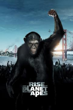 Best Science Fiction Movies of 2011 : Rise of the Planet of the Apes