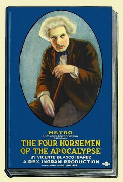 Best Drama Movies of 1921 : The Four Horsemen of the Apocalypse