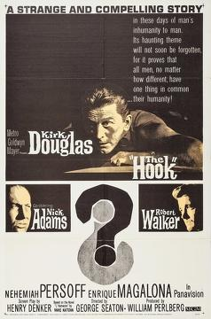 Best War Movies of 1963 : The Hook