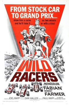 Best Action Movies of 1968 : The Wild Racers