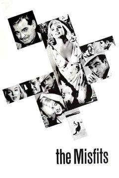 Best Romance Movies of 1961 : The Misfits