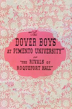 Best Animation Movies of 1942 : The Dover Boys at Pimento University