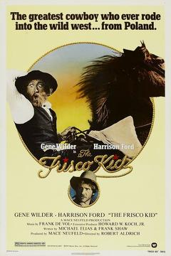 Best Western Movies of 1979 : The Frisco Kid