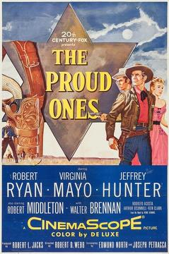 Best Action Movies of 1956 : The Proud Ones