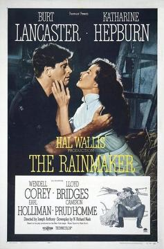 Best Western Movies of 1956 : The Rainmaker