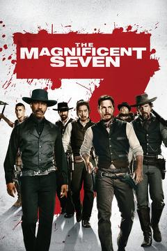 Best Action Movies of 2016 : The Magnificent Seven