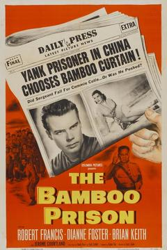 Best War Movies of 1954 : The Bamboo Prison