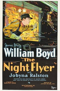 Best Action Movies of 1928 : The Night Flyer