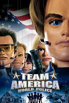 Best Comedy Movies of 2004 : Team America: World Police