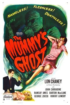 Best Horror Movies of 1944 : The Mummy's Ghost