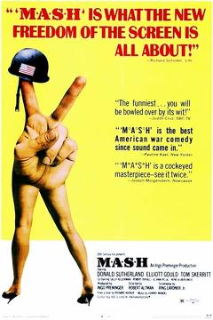Best Drama Movies of 1970 : M*A*S*H