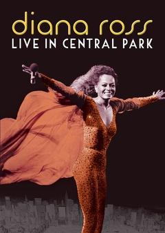 Best Music Movies of 1983 : Diana Ross: Live in Central Park