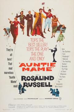 Best Comedy Movies of 1958 : Auntie Mame