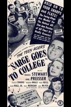 Best War Movies of 1947 : Sarge Goes to College