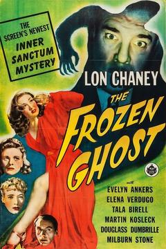 Best Horror Movies of 1945 : The Frozen Ghost