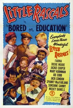 Best Comedy Movies of 1936 : Bored of Education