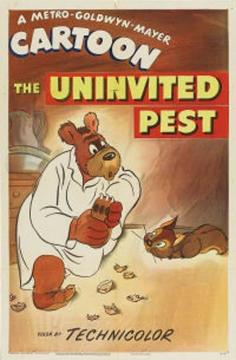 Best Animation Movies of 1943 : The Uninvited Pest