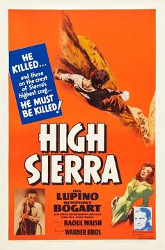 Best Adventure Movies of 1941 : High Sierra
