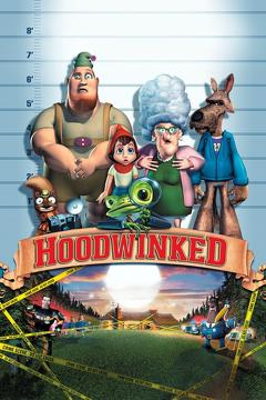 Best Animation Movies of 2005 : Hoodwinked!