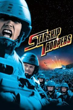 Best Thriller Movies of 1997 : Starship Troopers