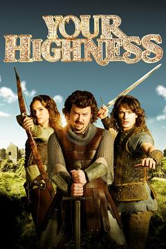 Best Fantasy Movies of 2011 : Your Highness
